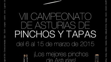 VIII Campeonato de Asturias de Pinchos y Tapas 1