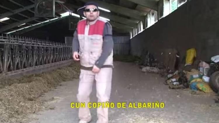 'Vou Estalar (O Gangnam Style Galego)', versión humorística de la gastronomía gallega 1