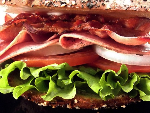 Sandwich 'casi vegetal' 1
