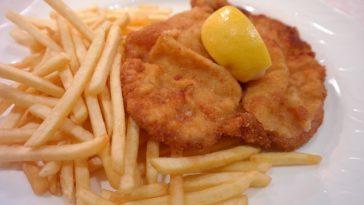 Wiener Schnitzel o Escalope Vienés 1