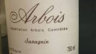 Puffeney Arbois Savagnin 2011 2