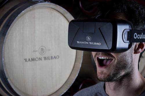 Bodegas Ramón Bilbao, primera bodega de España en ofrecer un viaje de realidad virtual 1