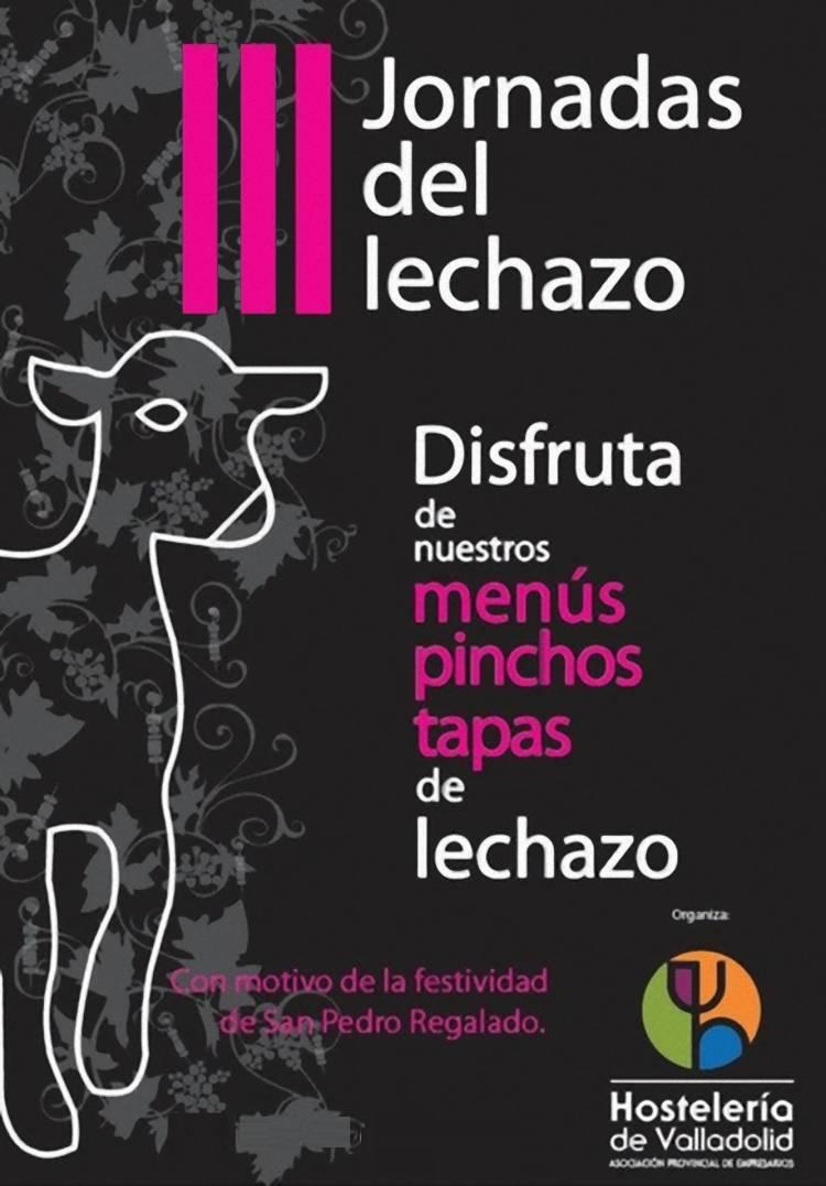 III Jornadas de Lechazo de Valladolid 1