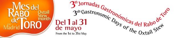 III Jornadas Gastronómicas del Rabo de Toro 2
