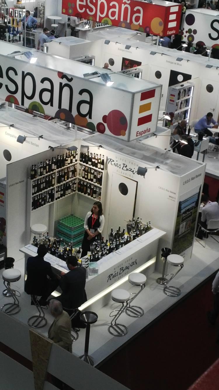 Abierto el plazo para participar en el Pabellón Oficial en London Wine Fair 2017