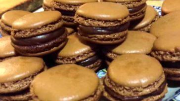 Mácarons de chocolate 1