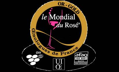 Resultados de los vinos españoles en Le Mondial du Rosé, el campeonato mundial de los vinos rosados 1