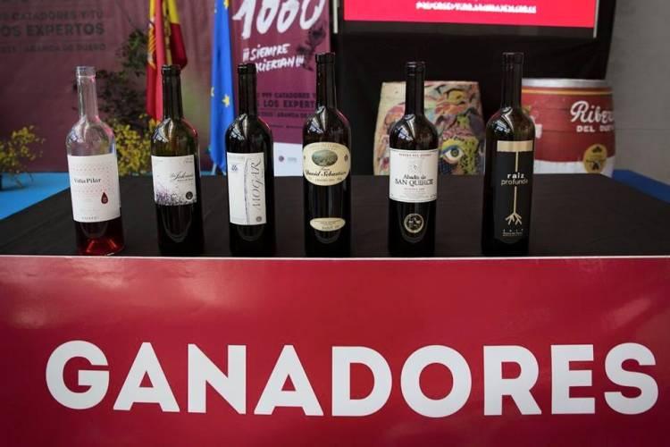 Ya tenemos los ganadores de los Premios Envero 2015 (mejores vinos de Ribera del Duero) 1