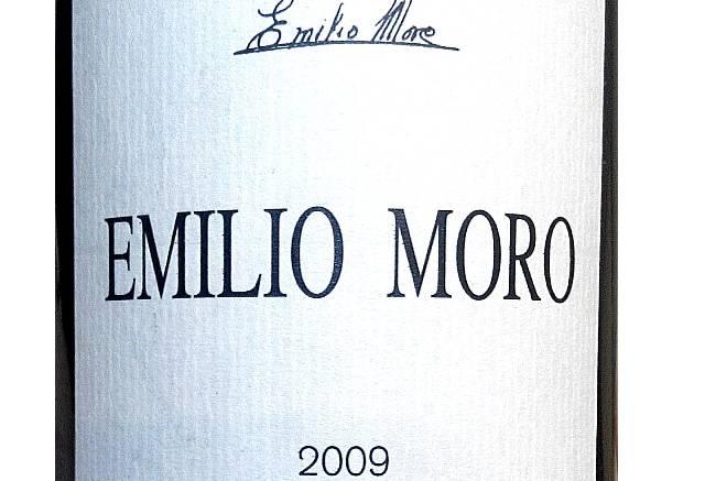 Emilio Moro 2009 3
