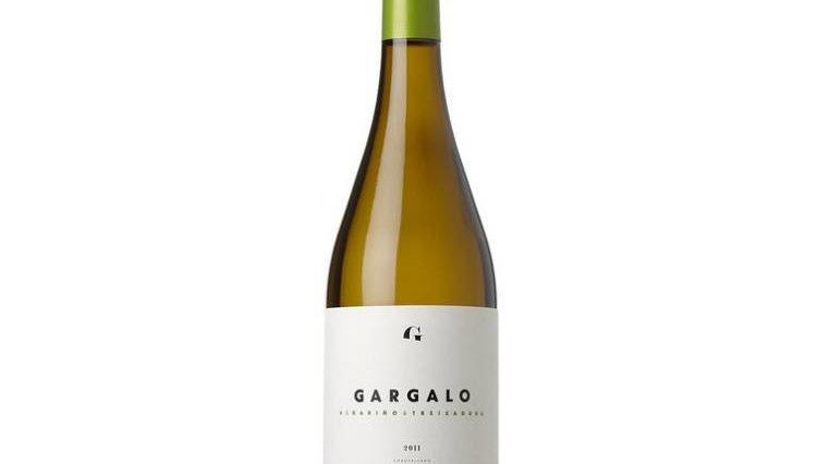 Gargalo Treixadura & Albariño Premio al Mejor Blanco de Galicia 2015 1