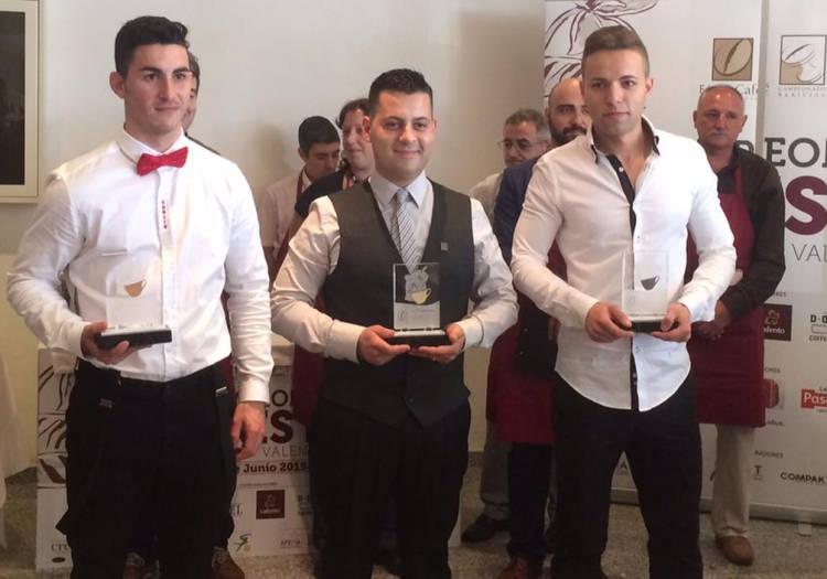 Javier Carrión revalida su título de campeón Barista de la Comunidad Valenciana 1