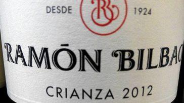 Ramón Bilbao Crianza 2012 3