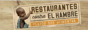 VI edición de Restaurantes contra el Hambre 1