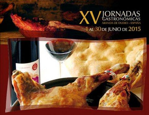 XV Jornadas Gastronómicas del Lechazo Asado en Aranda de Duero 1