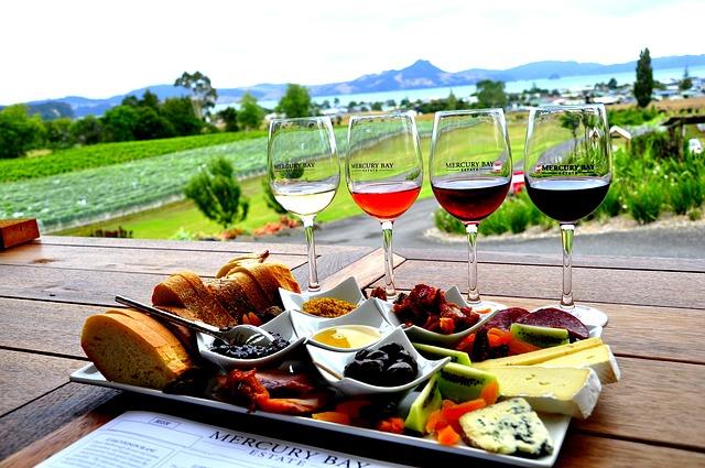 Las exportaciones de vino de Nueva Zelanda alcanzaron un récord, impulsadas por los envíos estadounidenses