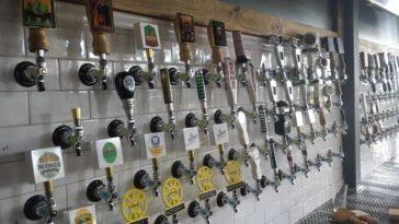 ¿Te gustaría ir a un bar con 366 grifos de cerveza diferentes? 1