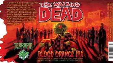 The Walking Dead escoge la cerveza como bebida oficial 1