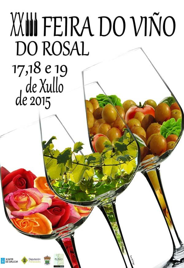XXIII Feria del Vino de O Rosal 1