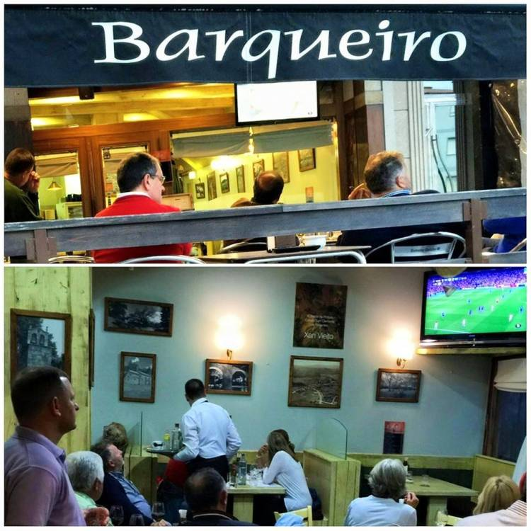 Restaurante Casa Barqueiro, donde comen los chefs 'Estrella Michelín' cuando salen a comer fuera 9