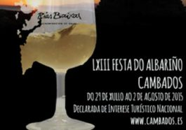 53 marcas compiten en la XXVII Cata Concurso Rías Baixas Albariño que tendrá lugar este fin de semana en Cambados 2
