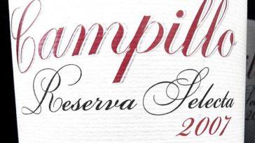 Campillo Reserva Selecta 2007 2