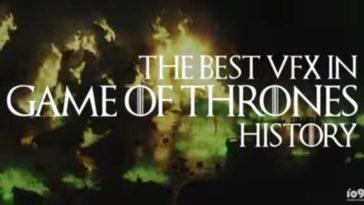 El Supervisor de efectos visuales Joe Bauer explica como se crearon y evolucionaron algunos efectos en Juego de Tronos