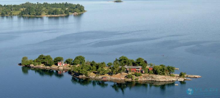 Isla utilizada por los contrabandistas de whiskey durante la 'Ley Seca', se vende por 3 millones de euros 1