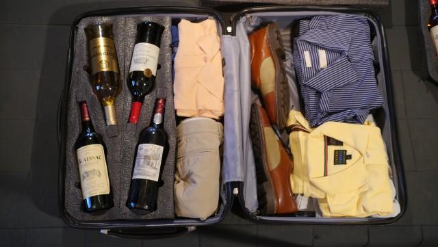 La maleta 'indestructible' para transportar vino ya está en el mercado 2