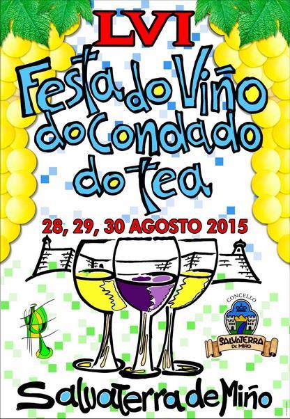 LVI Festa do Viño do Condado en Salvaterra do Miño 1