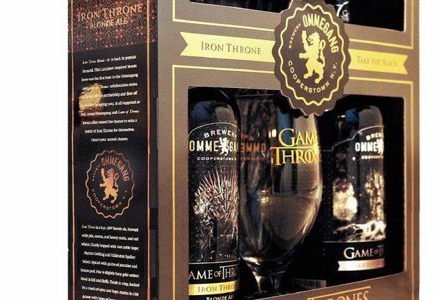 Pack de regalo de las cervezas de 'Juego de Tronos' 1