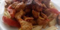 Raxo con patatas 1