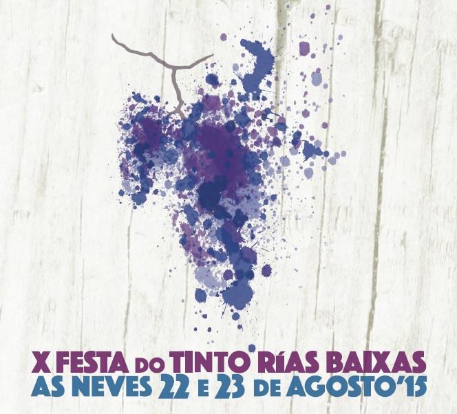 X Festa do Viño Tinto Rías Baixas 1