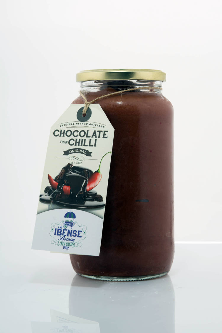 Chocolate picante 1