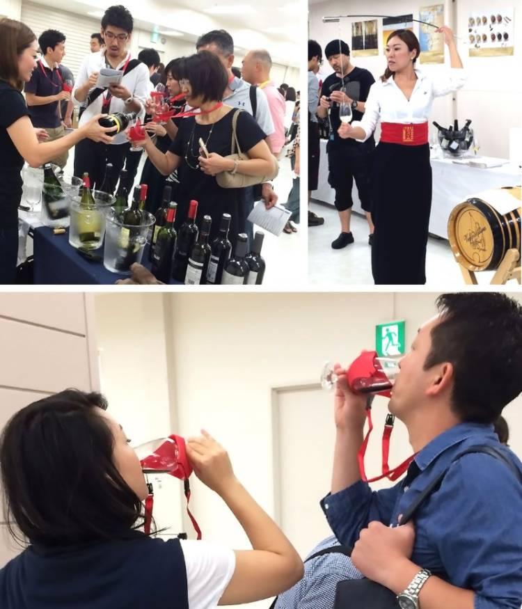6ª Fiesta de Vinos de España en Japón 2