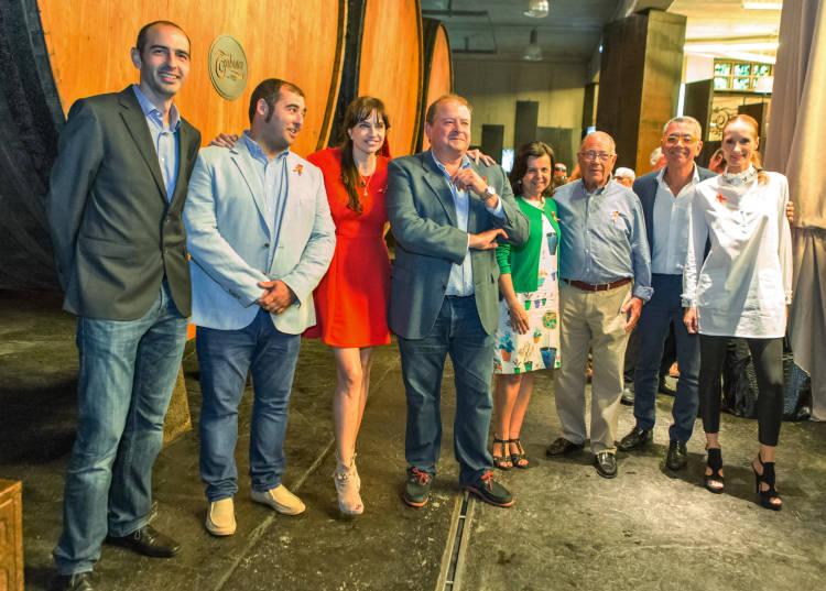 Celebrados los IV Premios de la Sidra de Selección junto a la II Espicha Solidaria Frente al Cáncer 1