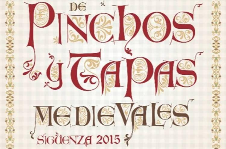 Certamen Internacional de Pinchos y Tapas Medievales en Sigüenza 1