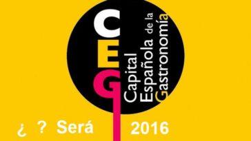 ¿Cuál es tu ciudad favorita para ser la Capital Española de la Gastronomía 2016? 1