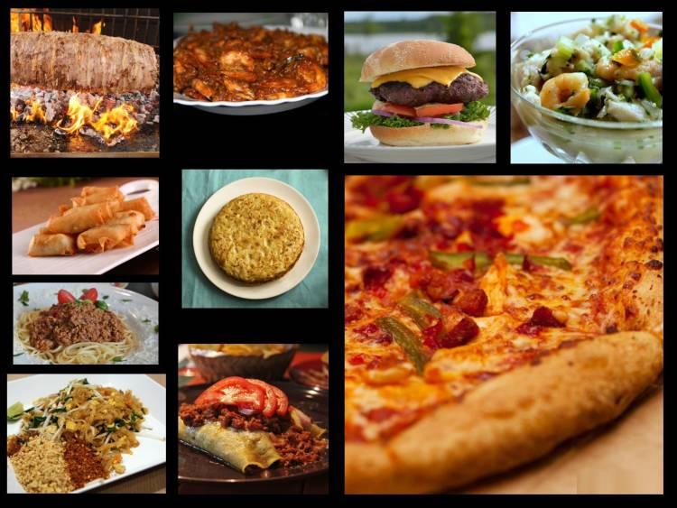 Cuáles son las 10 comidas que más pedimos a domicilio los españoles 1