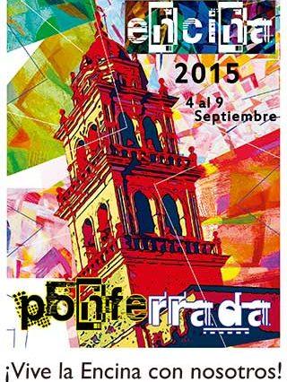 Descargar el programa de las Fiestas de la Encina 2015 - Ponferrada 1