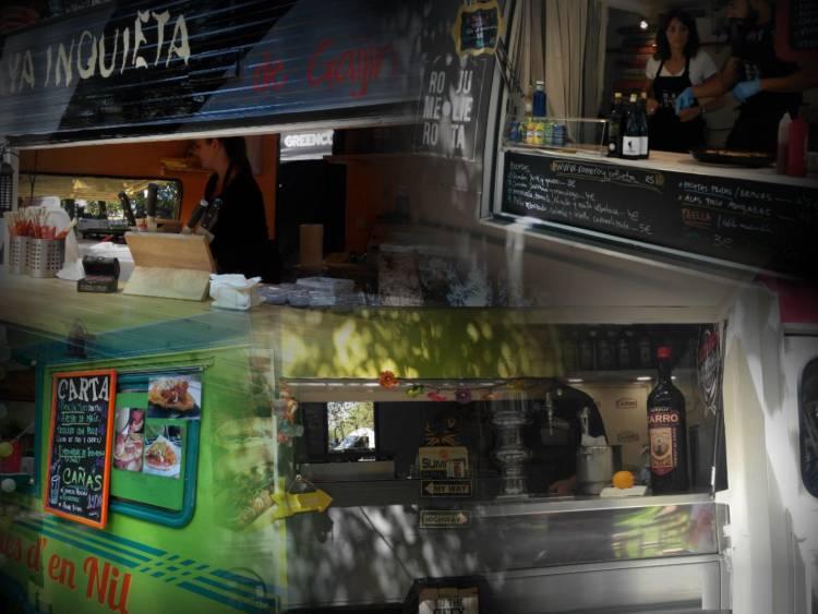 Las 'Foodtrucks' de caravana por el Bierzo 29