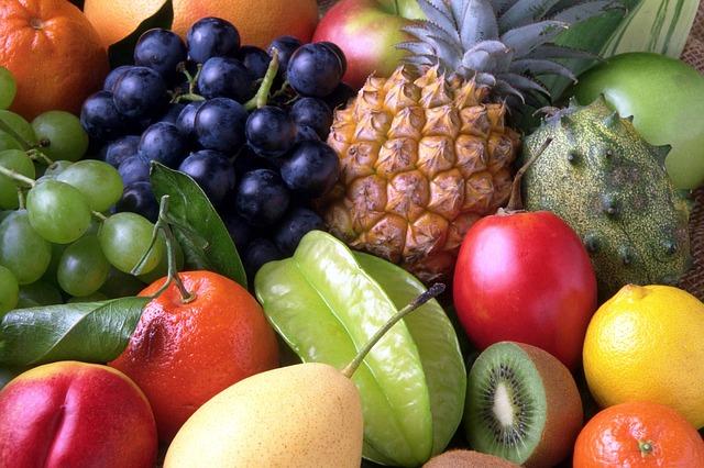Frutas, verduras y hortalizas que menos calorías nos aportan 1