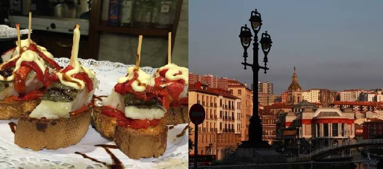 I Ruta del Pintxo de Bilbao Centro 1
