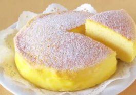 La 'Cheesecake' o tarta de queso que causa furor en la red por su sencilla elaboración 1