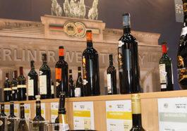 Los resultados de Julio 2015 del certamen Berliner Wein Trophy 1