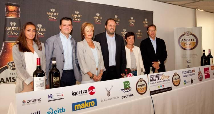 Presentación en el Basque Culinary Center del X Campeonato de Pintxos AMSTEL ORO, Euskal Herriko Pintxo Txapelketa 1