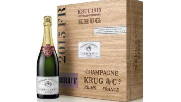 Se subasta un champagne por 116.375 dólares 1