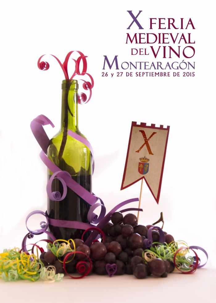X Feria Medieval del Vino en Montearagón 1