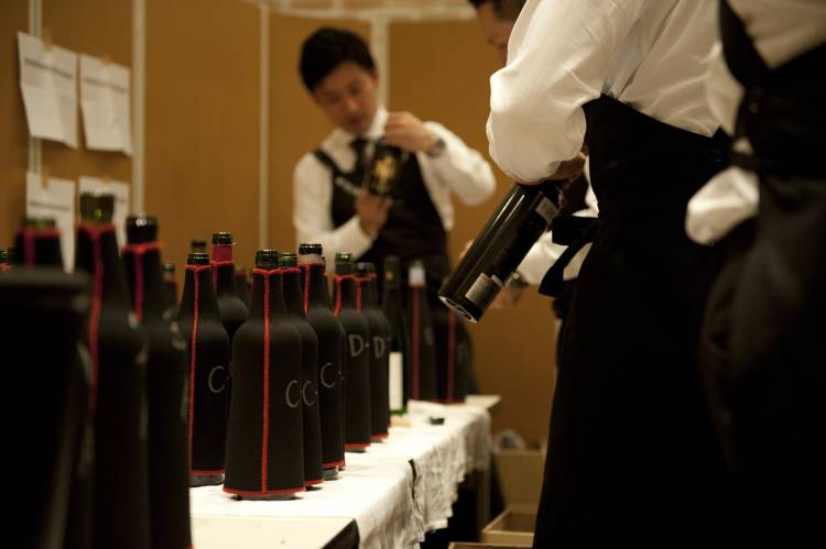 Hong Kong International Wine & Spirits 2