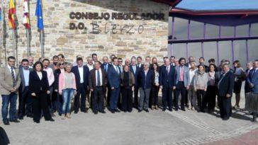Asamblea General de la CECRV, Conferencia Española de Consejos Reguladores Vitivinícolas, en el Bierzo 2