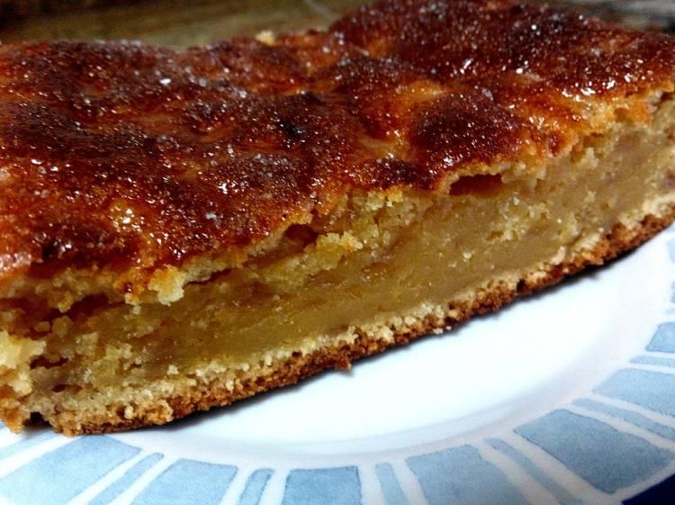 Torta de manzana 3
